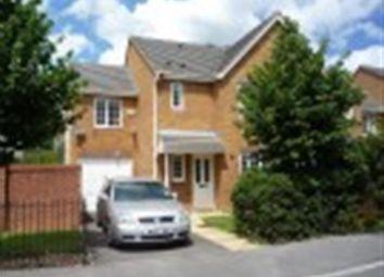 Thumbnail 4 bedroom semi-detached house to rent in Hawksmoor Lane, Stapleton, Bristol