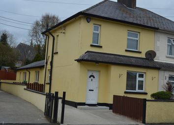 Thumbnail 3 bedroom semi-detached house for sale in 10 The Gardens, Bessbrook