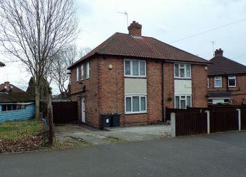 Thumbnail 2 bed semi-detached house for sale in Bretton Road, Acocks Green, Birmingham