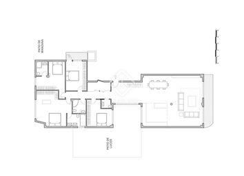 Thumbnail 4 bed apartment for sale in Spain, Valencia, Valencia City, Eixample, El Pla Del Remei, Val4522