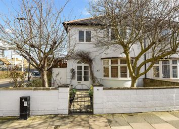 Thumbnail 3 bed semi-detached house for sale in Third Avenue, London