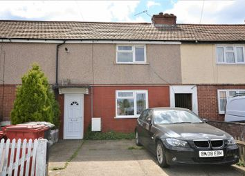 Thumbnail 3 bed terraced house to rent in Granville Avenue, Slough