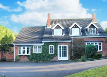 Thumbnail 4 bed detached house for sale in Nob Hill, Norton Juxta Twycross