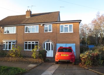 Thumbnail 4 bed semi-detached house for sale in Brook Road, Trentham, Stoke-On-Trent
