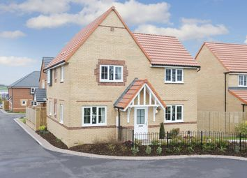 "Thumbnail 4 bedroom detached house for sale in ""Lincoln"" at Bay Court, Beverley"