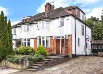 Thumbnail 5 bed semi-detached house for sale in Whitchurch Gardens, Edgware, Middlesex