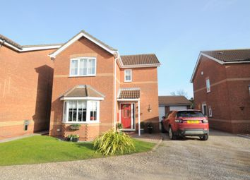 Thumbnail 3 bed detached house for sale in Glenwood Close, Hull, North Humberside