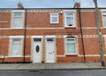 Thumbnail 3 bed terraced house for sale in Spencer Street, Bishop Auckland, Durham