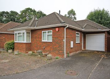 Thumbnail 2 bed detached bungalow for sale in Walnut Close, New Milton