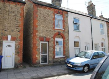 Thumbnail 2 bedroom end terrace house to rent in Park Avenue, Newmarket, Suffolk
