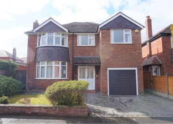 Thumbnail 5 bed detached house for sale in Mendip Close, Cheadle