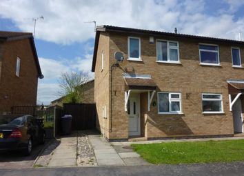 Thumbnail 2 bed semi-detached house for sale in Brosdale Drive, Hinckley