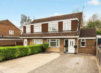 Thumbnail 4 bed semi-detached house for sale in Overstrand, Aston Clinton, Aylesbury