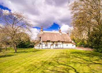 Thatched Cottage, Whitchurch Hill RG8. 3 bed detached house for sale