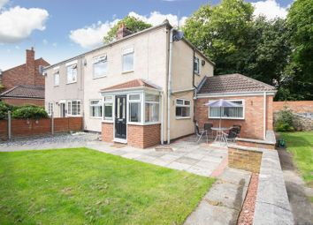 Thumbnail 3 bedroom semi-detached house for sale in Orchard Grove, Normanby