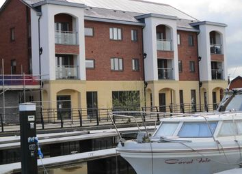 Thumbnail 2 bedroom flat to rent in Marina Walk, Leigh, Manchester, Greater Manchester