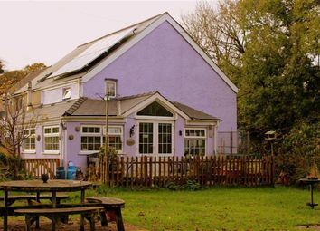 Thumbnail 2 bed semi-detached house for sale in Saundersfoot