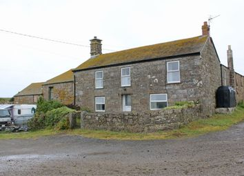 Thumbnail 5 bed detached house for sale in St Levan, St Levan, Penzance, Cornwall