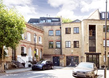 Thumbnail 4 bed terraced house for sale in Bowden Street, London
