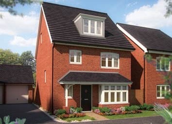 "Thumbnail 4 bed property for sale in ""The Willow"" at Potter Crescent, Wokingham"