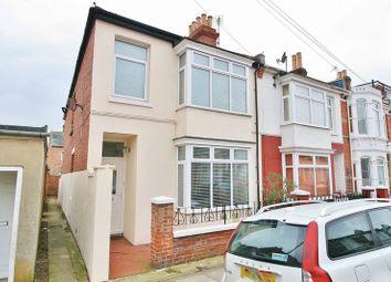 Thumbnail 3 bedroom terraced house for sale in Grayshott Road, Southsea