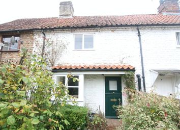 Thumbnail 2 bed terraced house for sale in Swan Street, Fakenham
