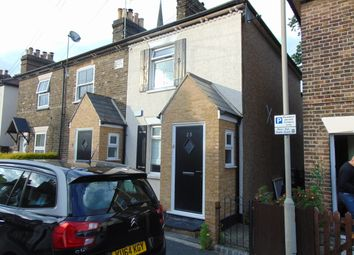 Thumbnail 2 bed cottage to rent in Alfred Road, Brentwood