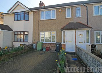 Thumbnail 3 bedroom terraced house to rent in Cranleigh Road, Feltham