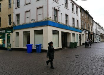 Thumbnail Retail premises to let in 3 Newmarket Street, Ayr