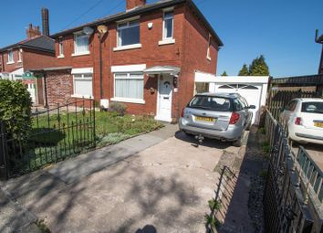 Thumbnail 2 bedroom semi-detached house for sale in Parkfield Avenue, Farnworth, Bolton