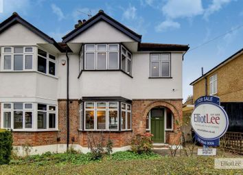 Thumbnail 3 bed semi-detached house for sale in College Hill Road, Harrow, Greater London