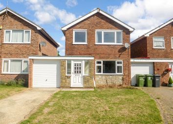 Thumbnail 3 bed detached house to rent in Papyrus Way, Sawtry, Huntingdon, Cambs
