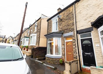 Thumbnail 3 bed end terrace house for sale in Willis Road, Hillsborough, Sheffield