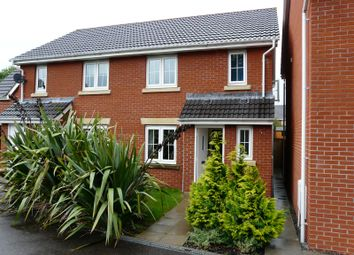 Thumbnail 3 bed semi-detached house to rent in Willowbrook Gardens, St Mellons, Cardiff