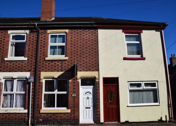 Thumbnail 2 bed terraced house for sale in Lime Street, Stoke-On-Trent