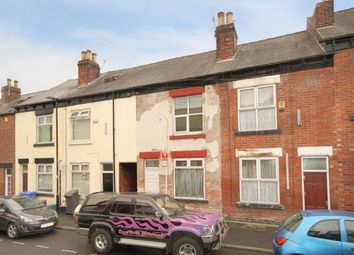 Thumbnail 2 bed terraced house for sale in Neill Road, Sheffield, South Yorkshire