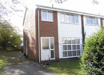 Thumbnail 3 bed semi-detached house to rent in Sycamore Drive, Chirk, Wrexham