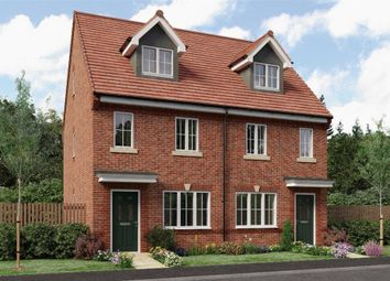 "Thumbnail 3 bed semi-detached house for sale in ""Tolkien"" at Hind Heath Road, Sandbach"
