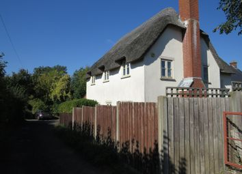 Thumbnail 4 bed detached house for sale in Back Lane, Okeford Fitzpaine, Blandford Forum