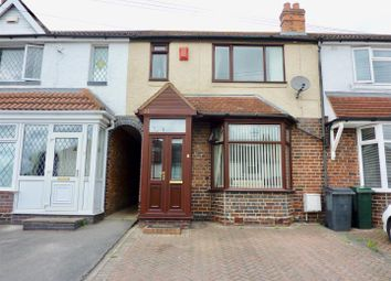 Thumbnail 2 bed property for sale in Rose Road, Coleshill, Birmingham