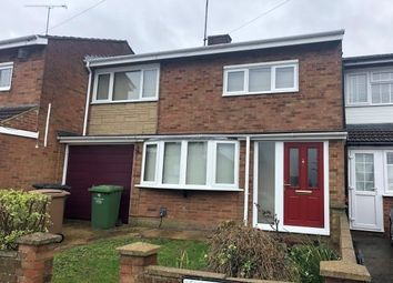 Thumbnail 3 bed property to rent in Bodmin Road, Luton