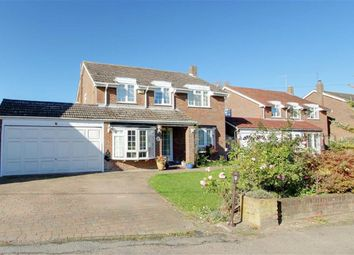 Thumbnail 4 bed detached house for sale in Buckland, Aylesbury