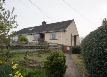Thumbnail 2 bed semi-detached bungalow for sale in Whitesfield Road, Nailsea