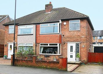 Thumbnail 3 bed semi-detached house for sale in Rodman Street, Sheffield, South Yorkshire