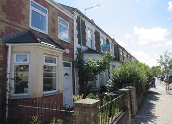 Thumbnail 2 bed property to rent in Paget Street, Cardiff