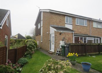 Thumbnail 2 bed flat for sale in Ashlea Road, Heswall, Wirral