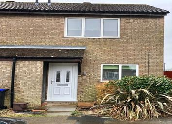 Thumbnail 2 bed property to rent in Chedworth Close, Ecton Brook, Northamptonshire