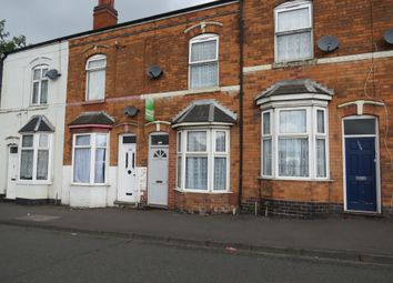 Thumbnail 2 bed terraced house for sale in Gerrard Street, Lozells, Birmingham