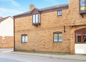 Thumbnail 2 bedroom end terrace house for sale in High Street, Ramsey, Huntingdon