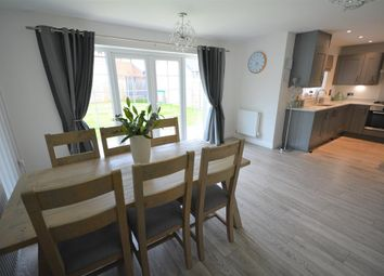 Thumbnail 4 bed detached house for sale in Laburnum Grove, St Helen Auckland, Bishop Auckland